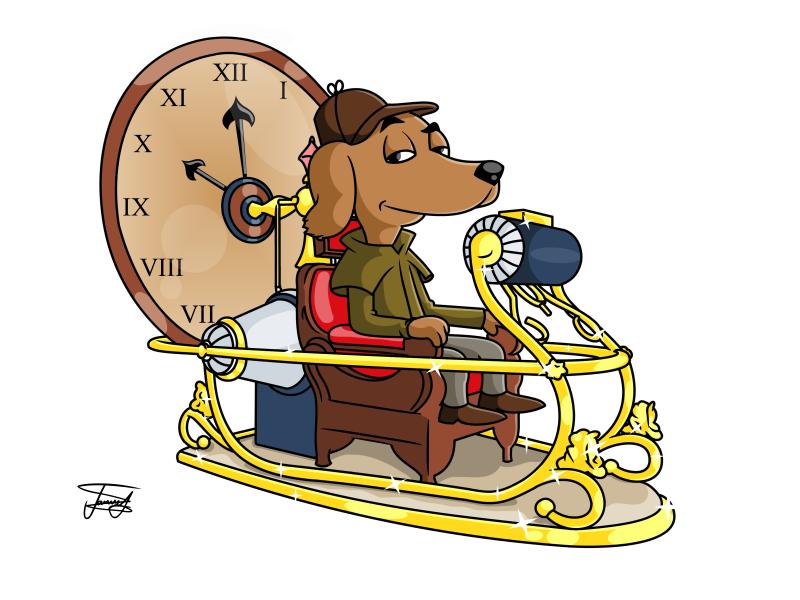 Time Travel Machine Sound